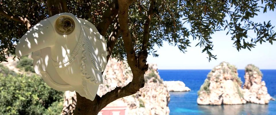 Cubano fascia lampade da parete di design