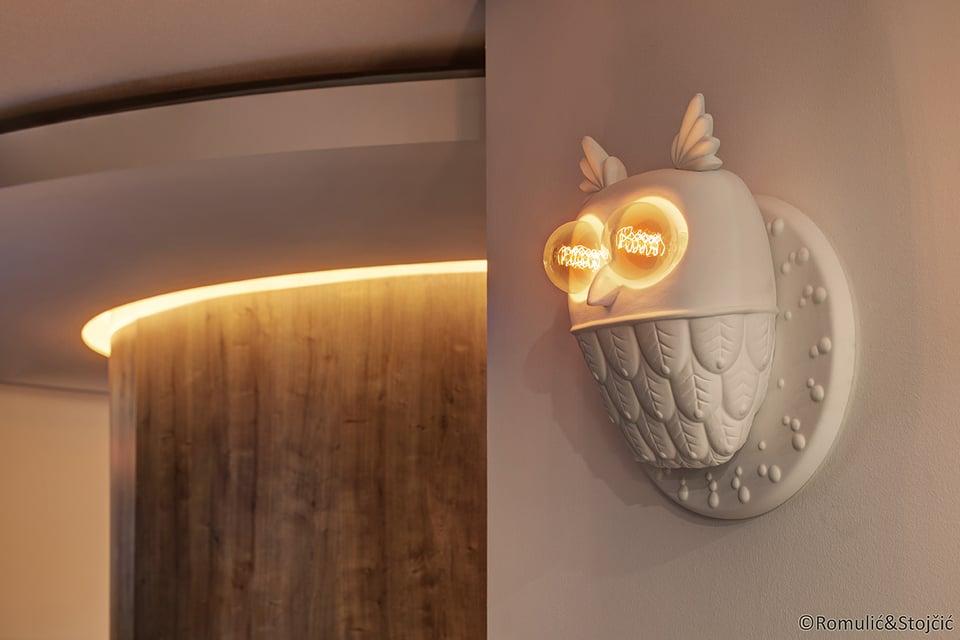 ti vedo 2 applique lampade da parete di design