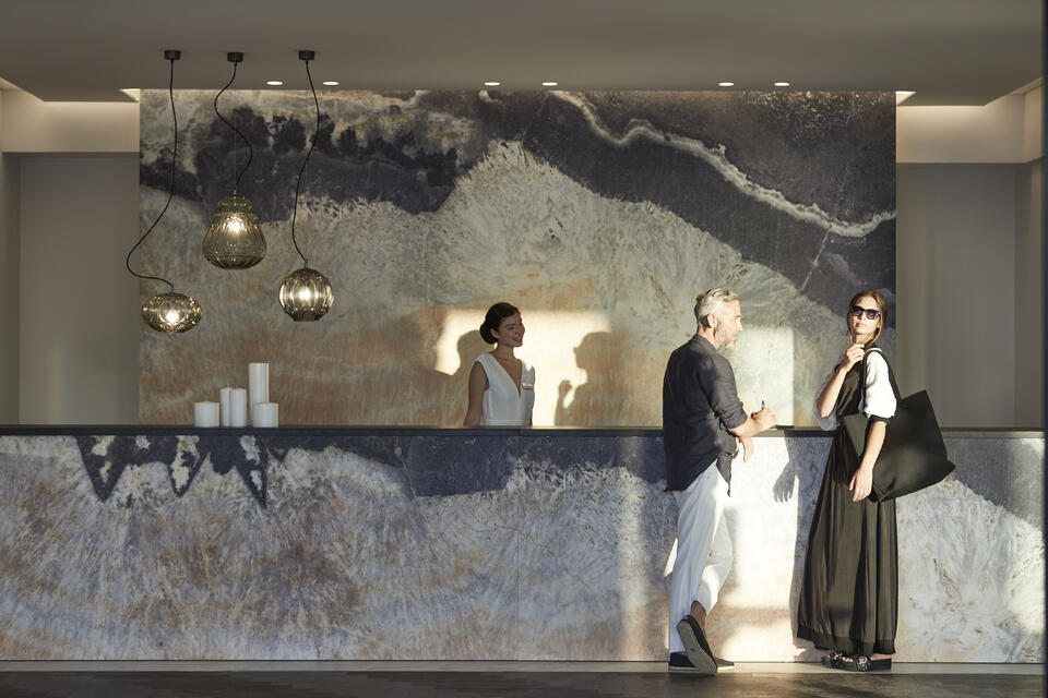 GINGER illuminazione degli interni di design