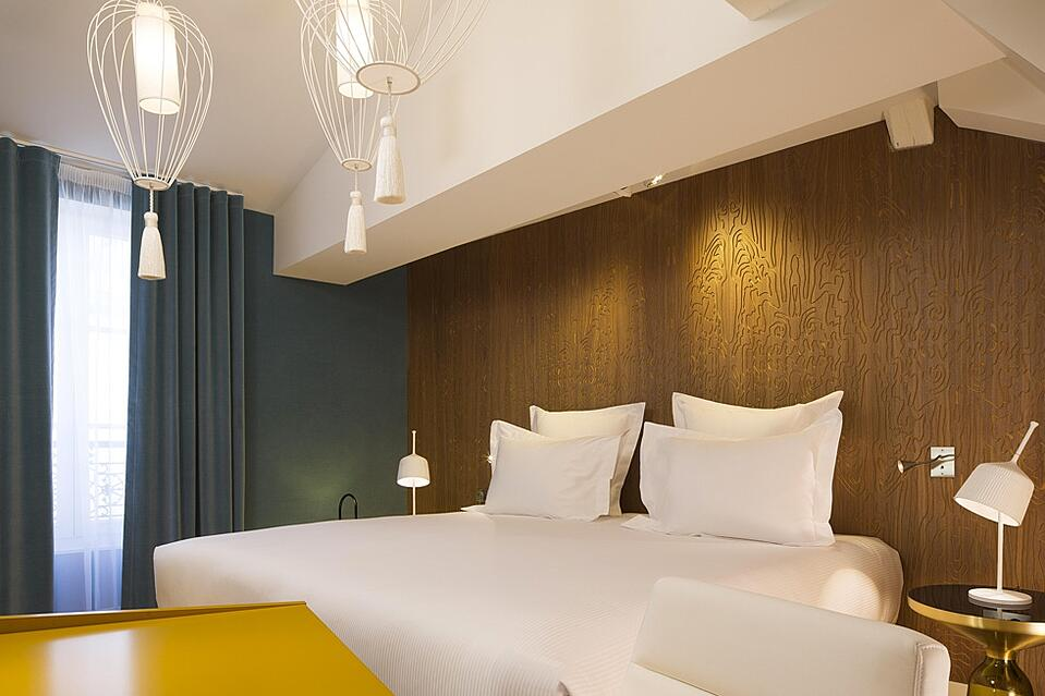CELL Decorative lighting for hotel rooms