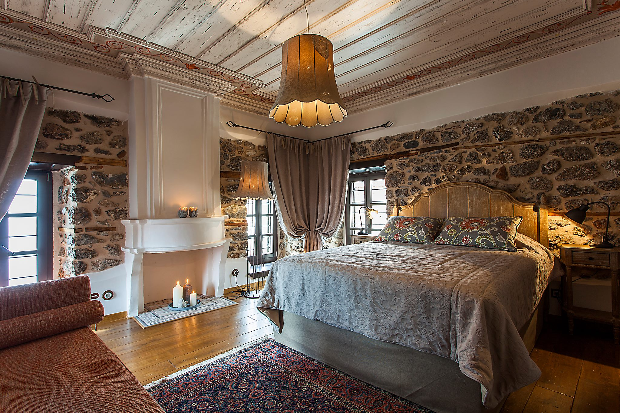 Illuminazione decorativa camere hotel lampade karman più adatte