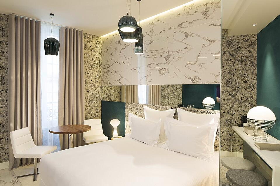 SAHARA (3) Decorative lighting for hotel rooms