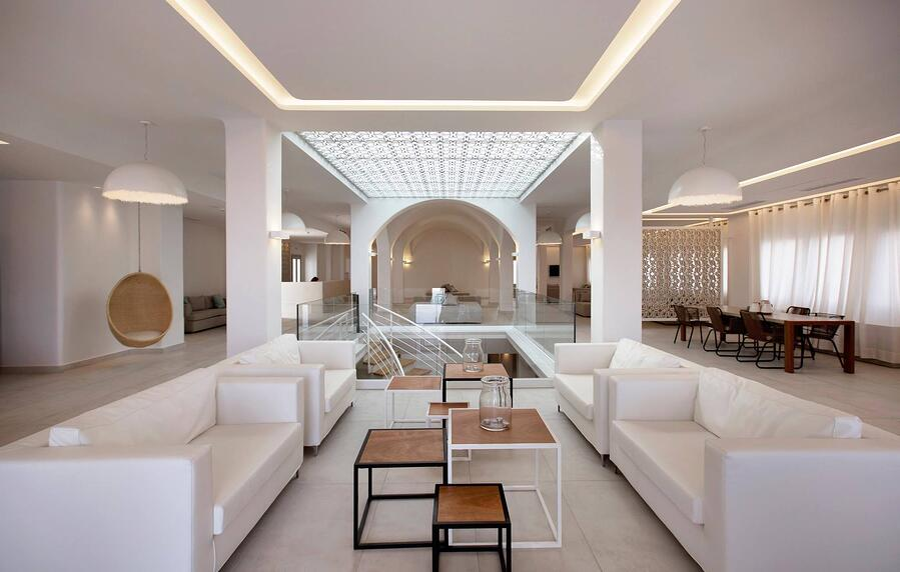 PLANCTON Illuminazione decorativa per hotel