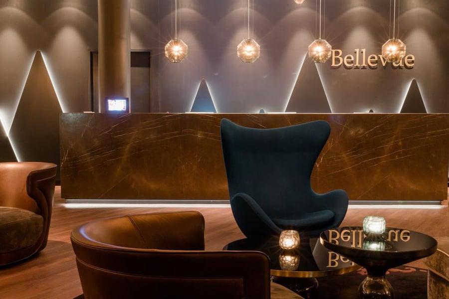24 Karati Illuminazione decorativa per hotel