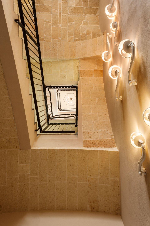 Déjà-Vu Come illuminare un corridoio