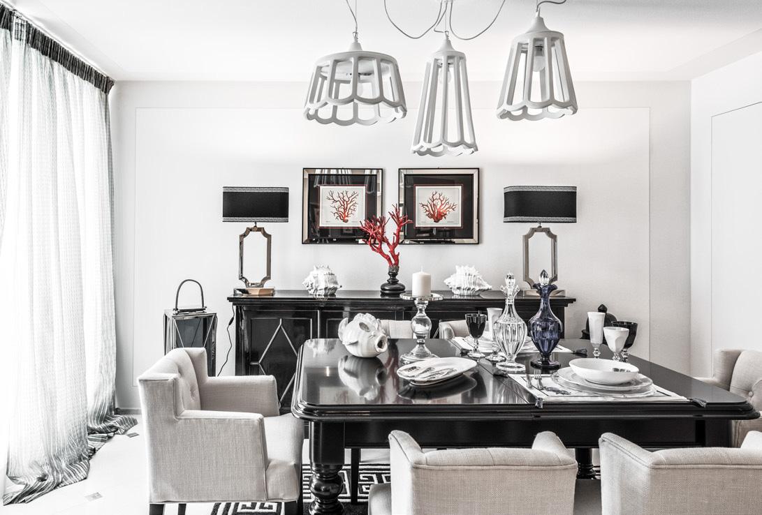 Lampade karman per illuminare il tavolo della cucina al meglio