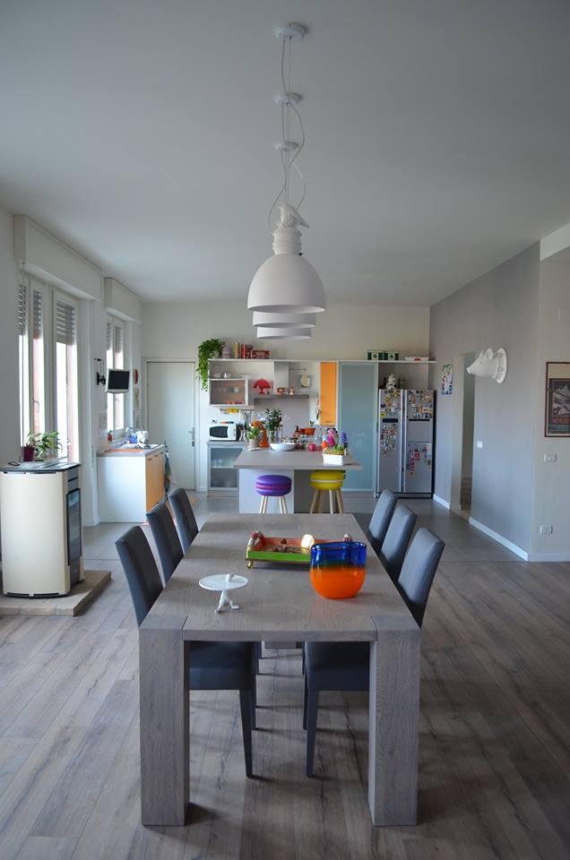 Lampade karman per illuminare il tavolo della cucina al meglio for Rizzo arreda
