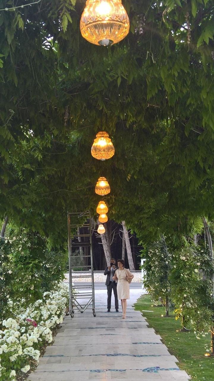 Ginger designer outdoor lighting
