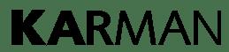 Karman-logo-black