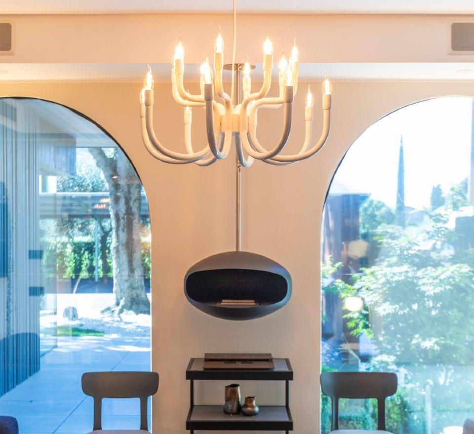 Snoob illuminazione decorativa per la casa