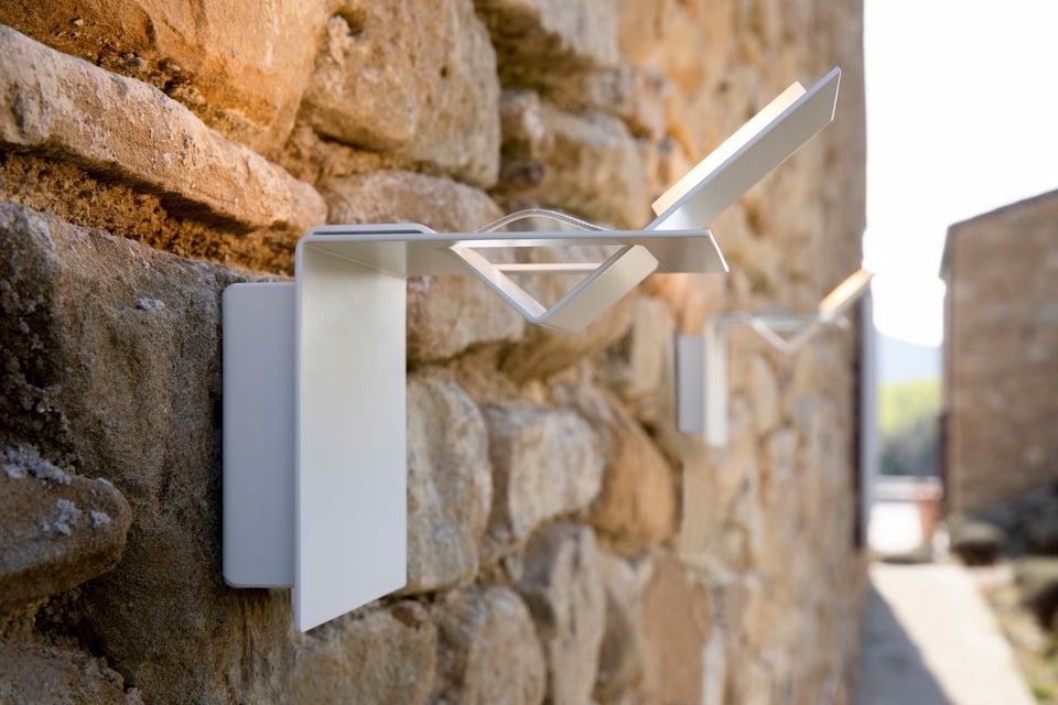 Lamina designer outdoor lighting