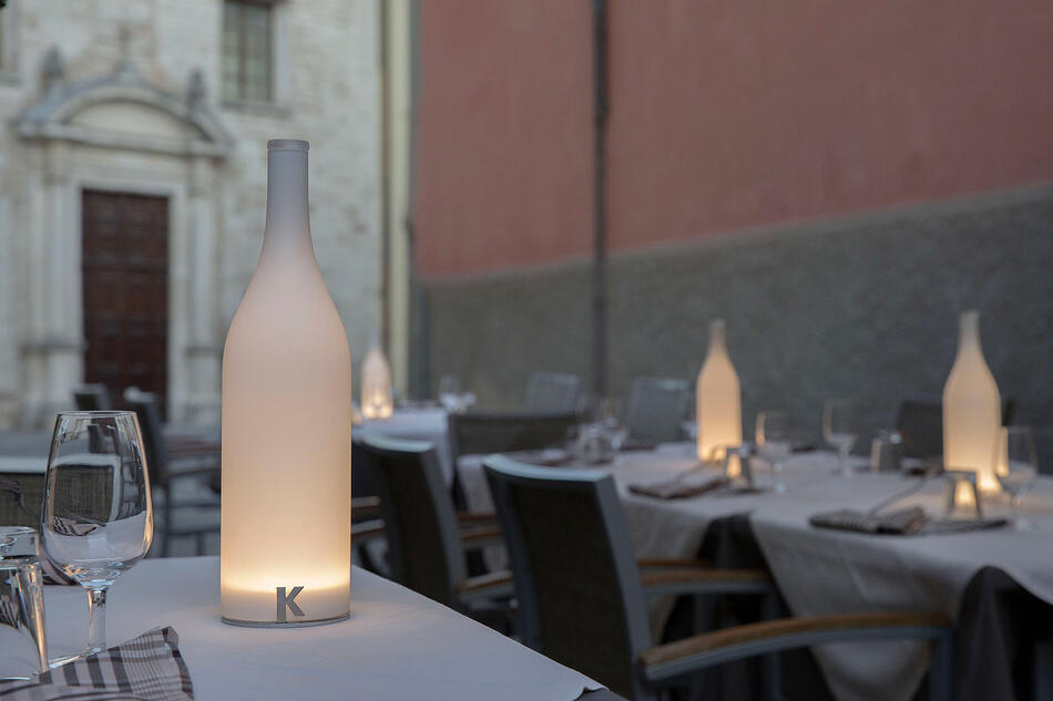 BACCO Illuminazione decorativa per ristoranti