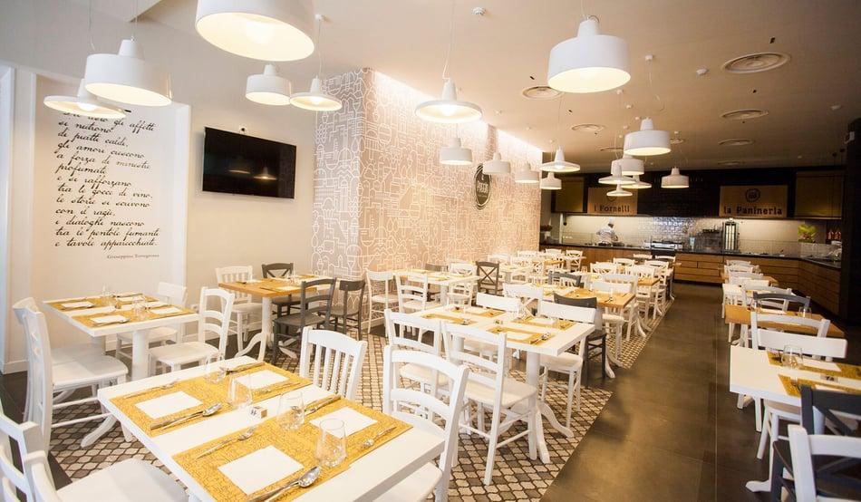 GANGSTER Illuminazione decorativa per ristoranti