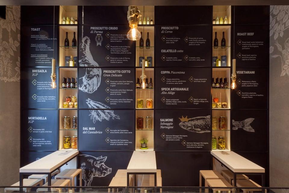 NANDO illuminazione per ristoranti