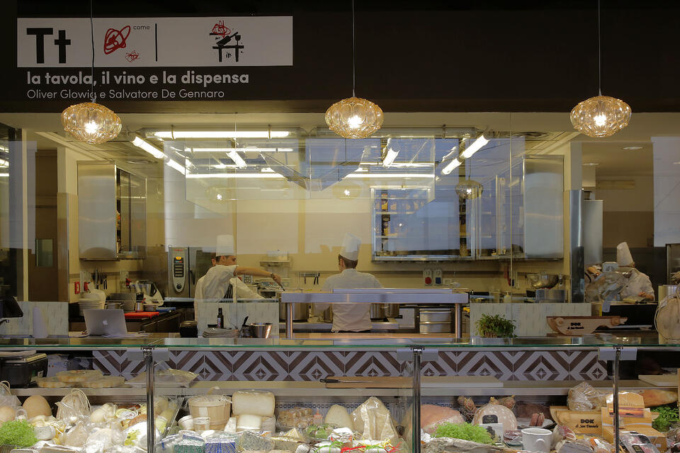 Ginger Rome Central Market
