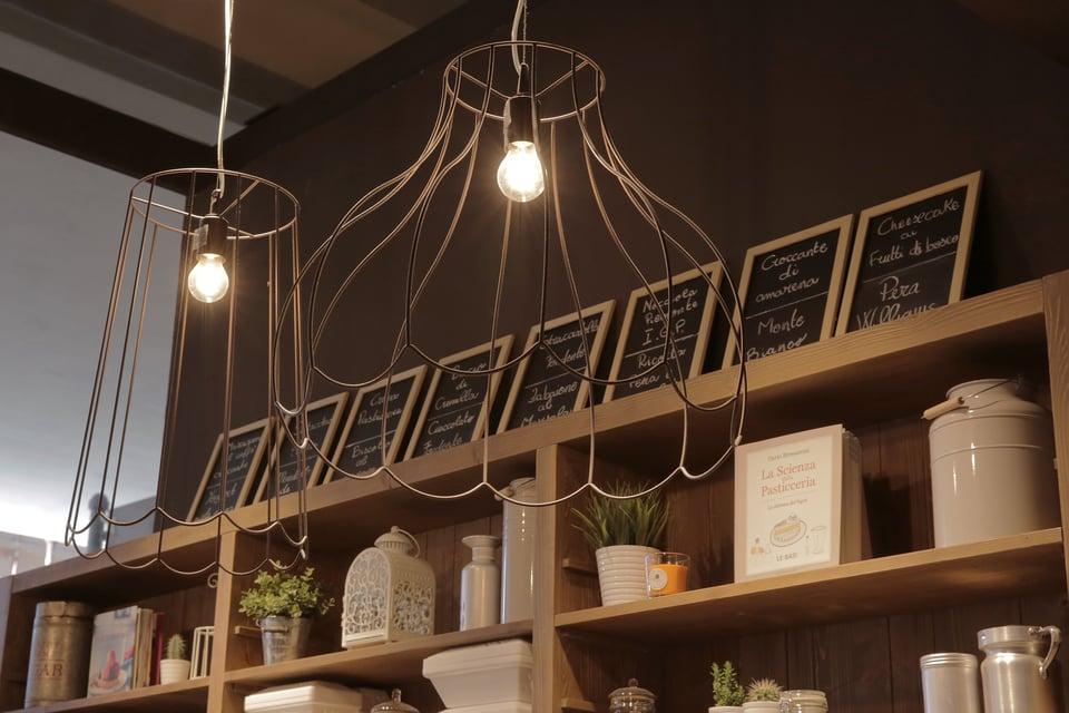 Lucilla illuminazione contract ristoranti