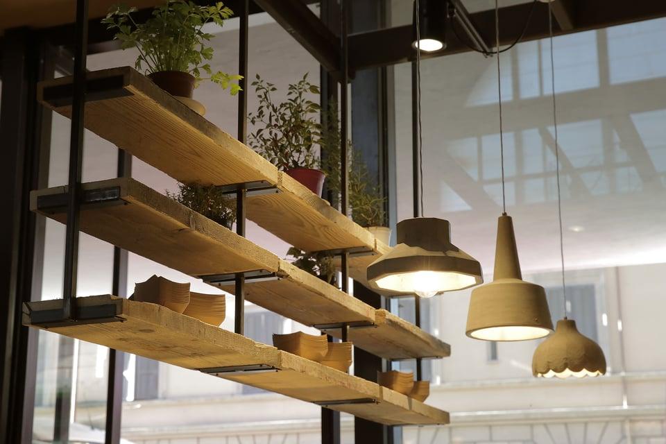 Settenani illuminazione contract ristoranti