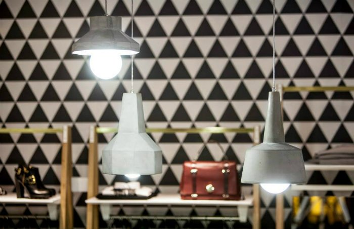 Settenani Collection How to illuminate a store
