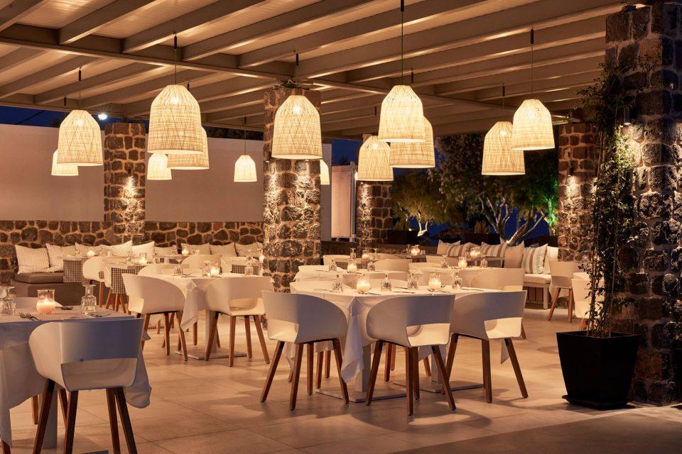 Illuminazione ristorante con Black Out by Karman