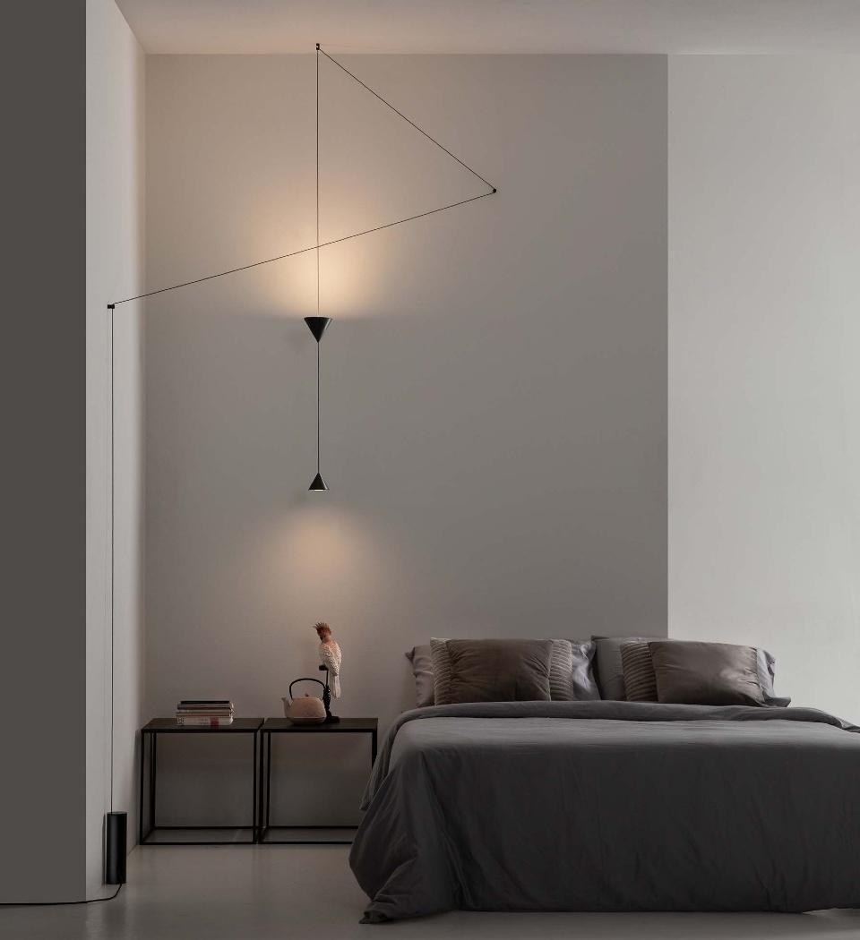 Filomena per l'illuminazione decorativa per la casa