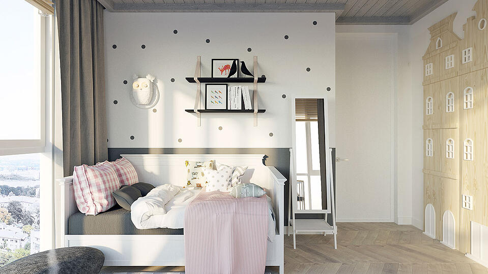 tivedo3 Lamps for children's bedrooms