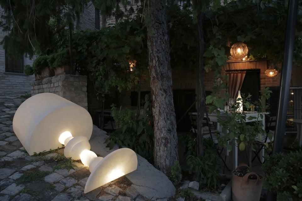 alibabig lampade da terra di design