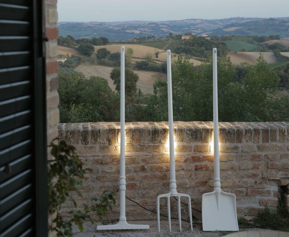 tobia 3-1 lampade da terra di design