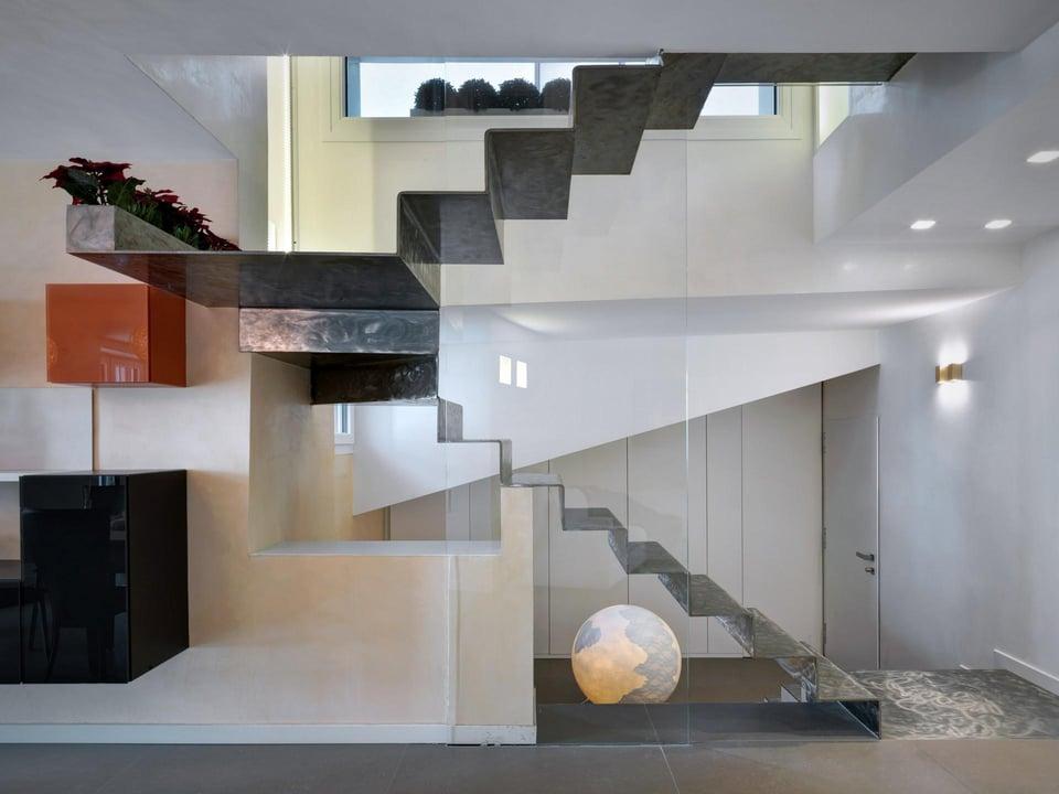 Ululì Ululà How to illuminate an internal staircase