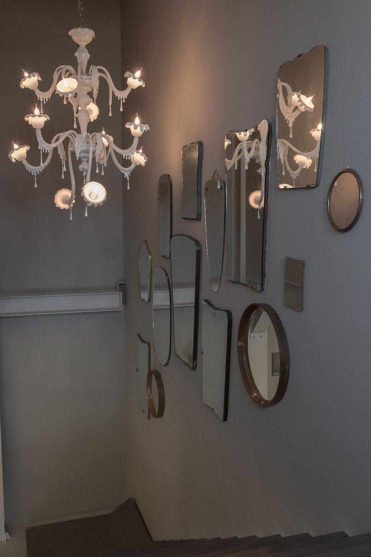 Au Revoir How to illuminate an internal staircase