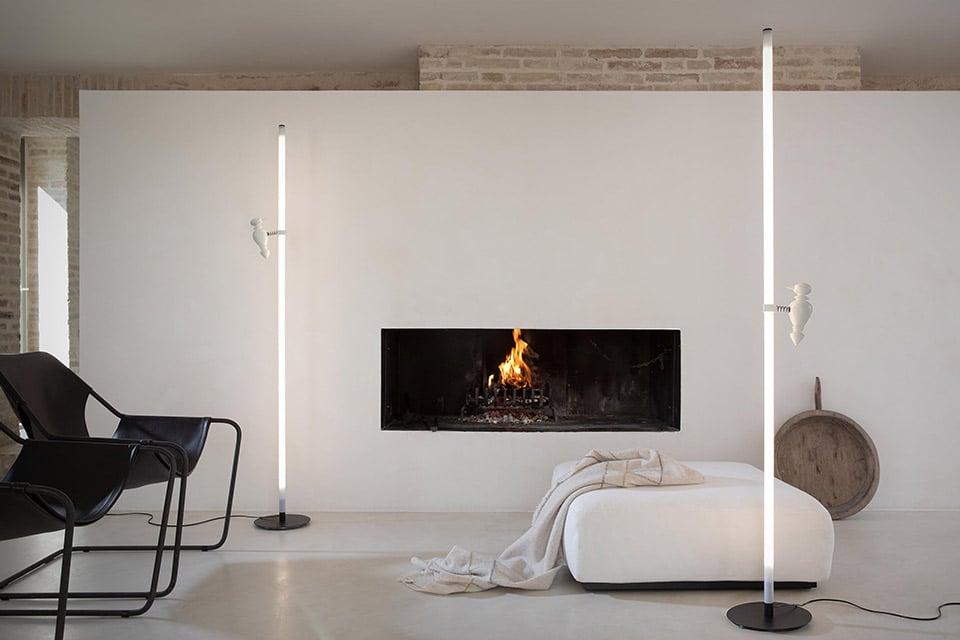 Illuminare ogni ambiente in modo scenografico con la nuova collezione 2020 by Karman Accipicchio