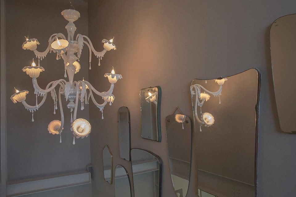 Au Revoir 5 lampadari a sospensione di grandi dimensioni by Karman