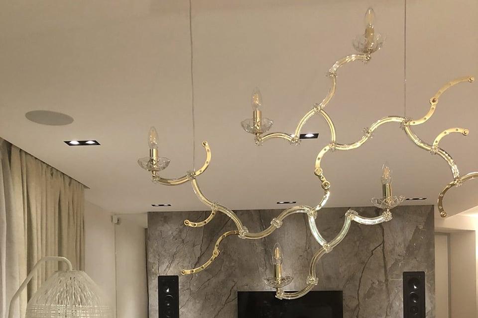 Lampade per un ambiente dallo stile eclettico: la selezione Karman Ghebo