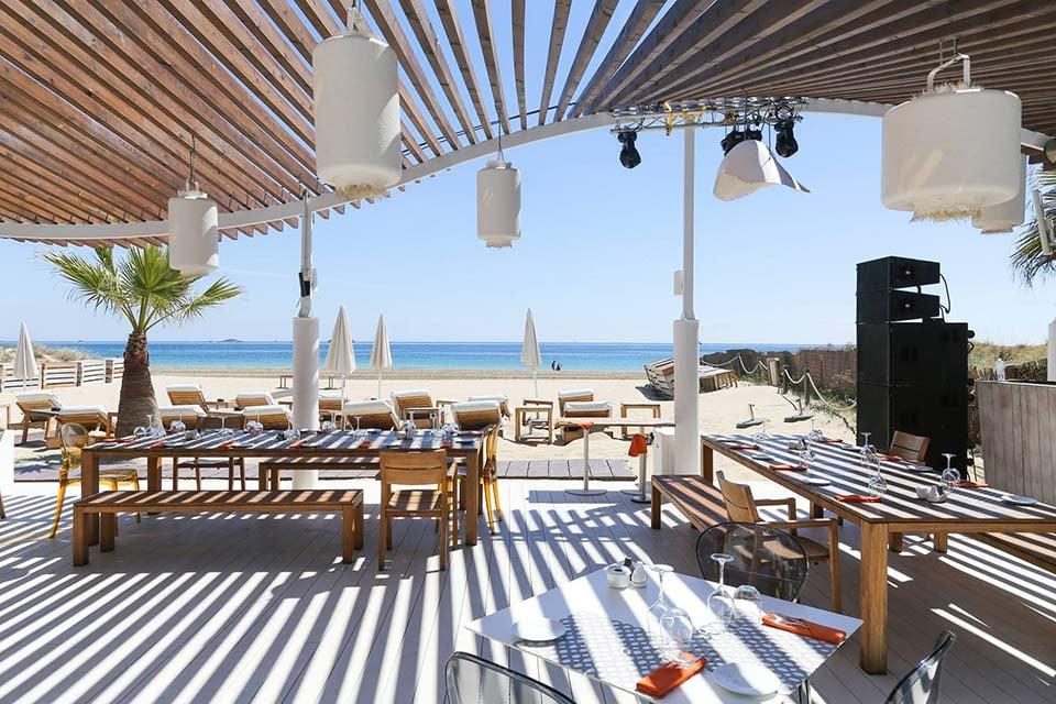 Kimono: the lamp chosen for a luxury project in Ibiza Moby Dick Plancton Kimono