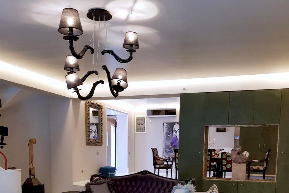 customized lamps déj-vu