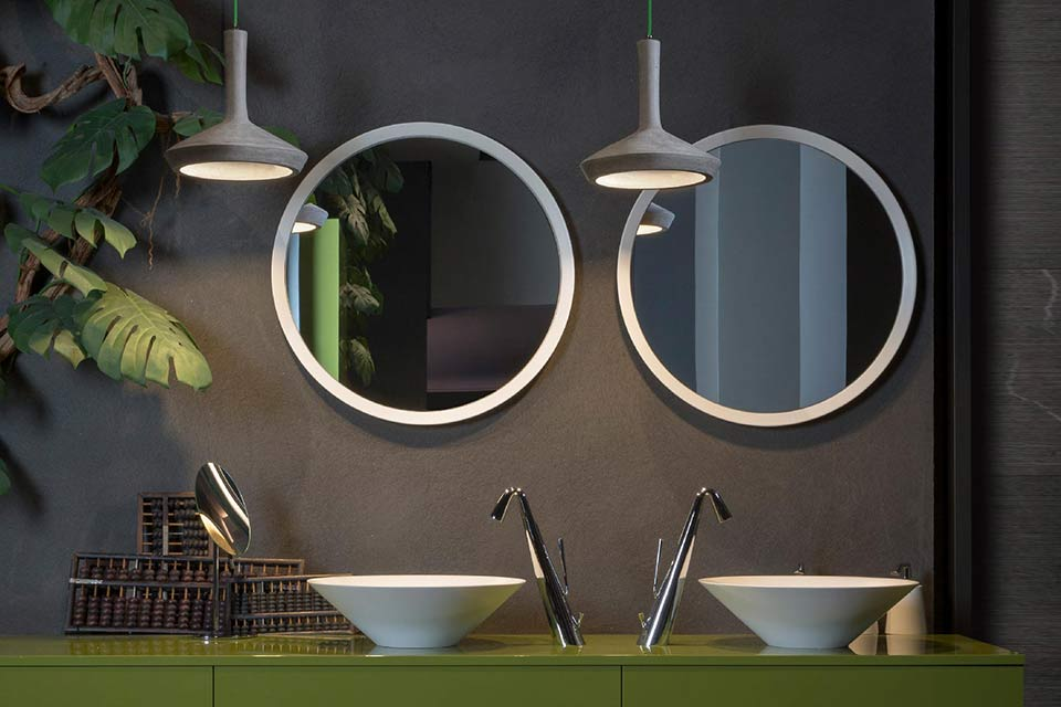 Quali sono le migliori tipologie di lampade per il bagno? Dharma