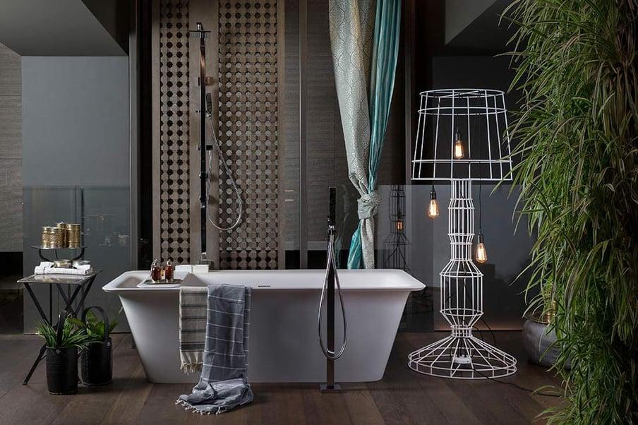 Quali sono le migliori tipologie di lampade per il bagno? Sisma