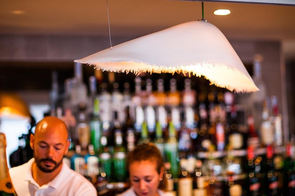 Moby Dick 5 lampadari a sospensione di grandi dimensioni by Karman