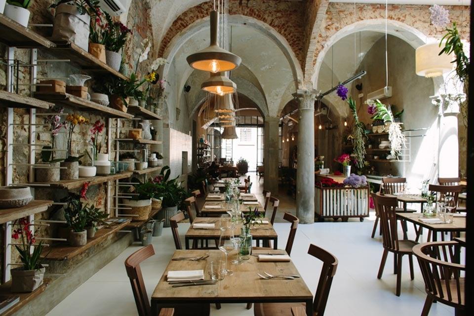 Progettare l'illuminazione di un ristorante: come creare la giusta atmosfera Settenani Collection Kimono