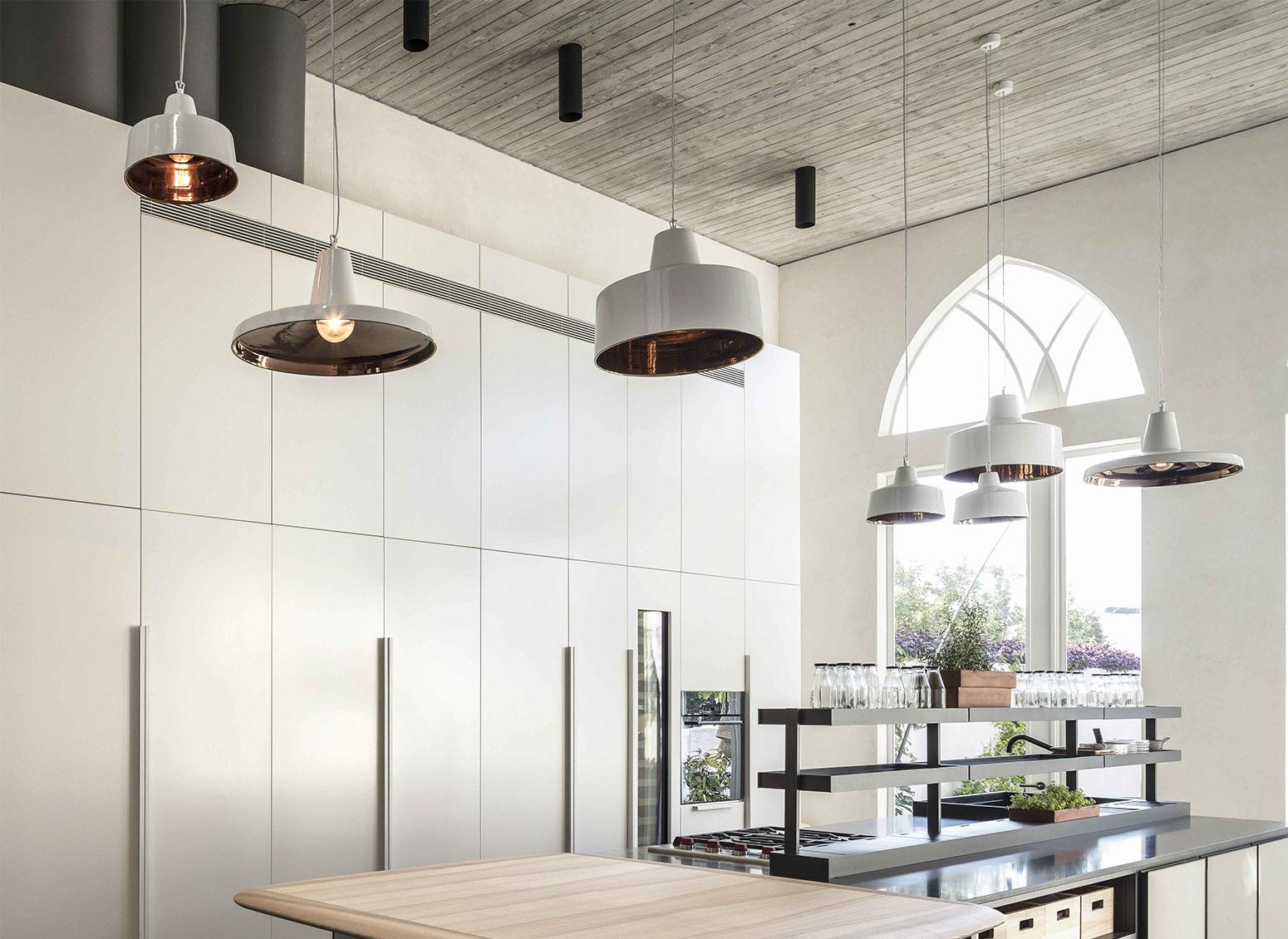 How to illuminate a kitchen hob: Karman's advice