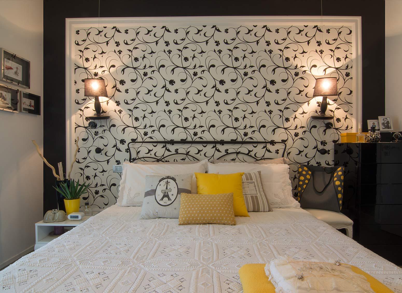 Matrimoniale Applique Camera Da Letto Design.Determinare L Altezza Ideale Per Posizionare Le Applique Ecco 7