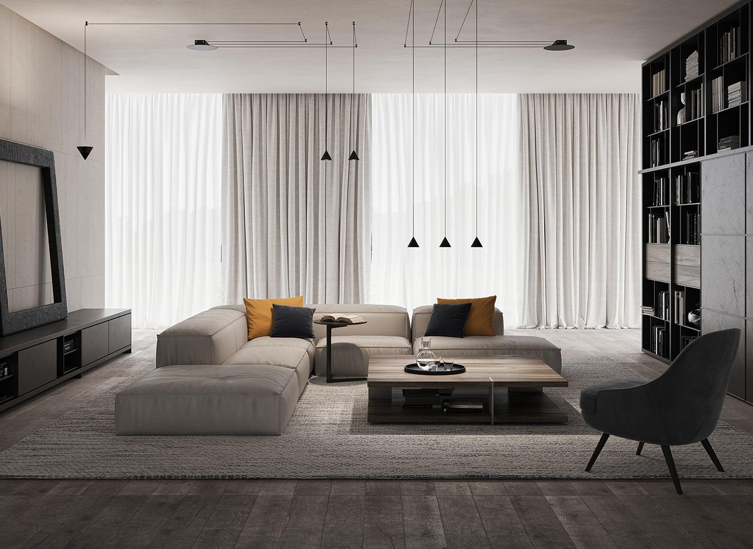 Lampade per un ambiente dallo stile minimal: la selezione Karman