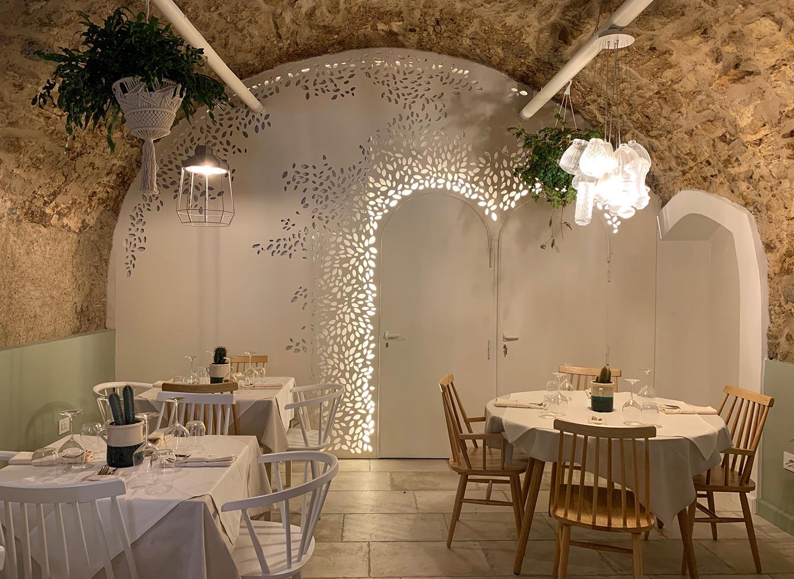 Progettare l'illuminazione di un ristorante: come creare la giusta atmosfera