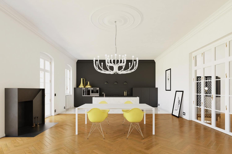 5 designer Karman lamps to illuminate the living room